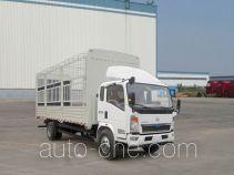 Sinotruk Howo ZZ5107CCYD3415D1 грузовик с решетчатым тент-каркасом