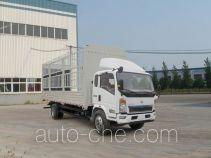 Sinotruk Howo ZZ5107CCYD3615D1 грузовик с решетчатым тент-каркасом