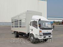 Sinotruk Howo ZZ5107CCYD3815D1 грузовик с решетчатым тент-каркасом