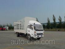 Sinotruk Howo ZZ5107CCYD4515D1 грузовик с решетчатым тент-каркасом