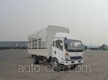 Sinotruk Howo ZZ5107CCYG4215D1 грузовик с решетчатым тент-каркасом
