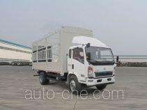 Sinotruk Howo ZZ5107CCYG4515D1 грузовик с решетчатым тент-каркасом