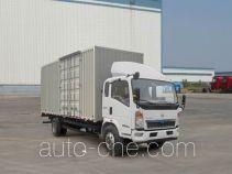 Sinotruk Howo ZZ5107XXYD3415D1 фургон (автофургон)