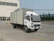 Sinotruk Howo ZZ5107XXYD3615D1 фургон (автофургон)