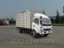 Sinotruk Howo ZZ5107XXYD3815D1 box van truck