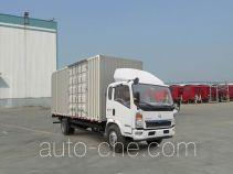 Sinotruk Howo ZZ5107XXYD4215D1 box van truck