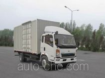 Sinotruk Howo ZZ5107XXYG3415D1 box van truck
