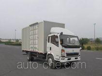 Sinotruk Howo ZZ5107XXYG3815D1 box van truck
