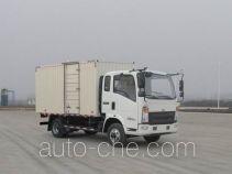 Sinotruk Howo ZZ5107XXYG421CE1 box van truck