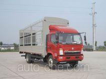 Sinotruk Howo ZZ5127CCYD4215D120 грузовик с решетчатым тент-каркасом