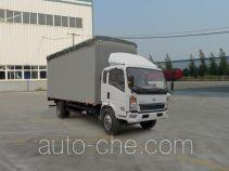 Sinotruk Howo ZZ5127CPYD3415C1 soft top box van truck