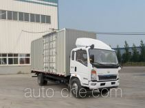 Sinotruk Howo ZZ5127XXYD3815D1 box van truck