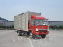 Sinotruk Howo ZZ5127XXYD4215D120 box van truck