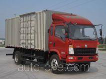 Sinotruk Howo ZZ5127XXYG421CD1 box van truck