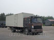 Sinotruk Howo ZZ5147XXYG381CE1 box van truck
