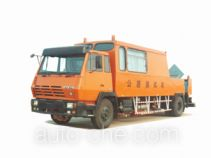Sida Steyr ZZ5152TLCL6010 road testing vehicle