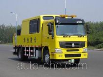 Sinotruk Howo ZZ5157TLCN5618W road testing vehicle