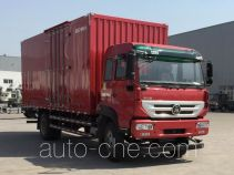 Sida Steyr ZZ5161XXYG471GD1 box van truck