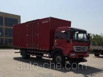 Sida Steyr ZZ5161XXYG561GD1 box van truck