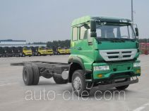 Sida Steyr ZZ5161XXYK521GD1 van truck chassis
