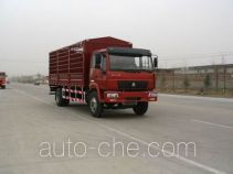 Huanghe ZZ5164CLXG5315C1H грузовик с решетчатым тент-каркасом