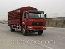 Huanghe ZZ5164CLXG6015C1H грузовик с решетчатым тент-каркасом