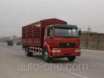 Huanghe ZZ5164CLXK4715C1 грузовик с решетчатым тент-каркасом