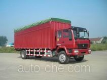 Huanghe ZZ5164XXBG5315C1 soft top box van truck