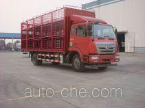 豪瀚牌ZZ5165CCQG5113E1H型畜禽运输车