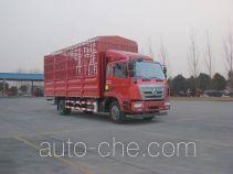 豪瀚牌ZZ5165CCYG5113E1H型仓栅式运输车