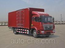 豪瀚牌ZZ5165XXYG5613D1H型厢式运输车