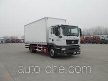 Sinotruk Sitrak ZZ5166XXYM561GE1 box van truck