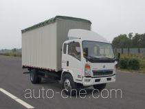 Sinotruk Howo ZZ5167CPYG3415D1 soft top box van truck