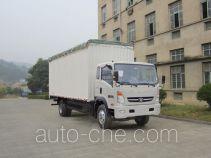 Homan ZZ5168CPYG17DB2 soft top box van truck