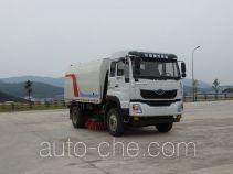 Homan ZZ5168TSLG10EB0 street sweeper truck
