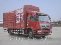 豪瀚牌ZZ5185CCYK5113E1型仓栅式运输车