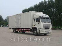 Sinotruk Hohan ZZ5185XXYH7113E1 box van truck