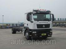 Sinotruk Sitrak ZZ5186XXYN711GE1 van truck chassis