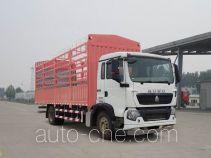 Sinotruk Howo ZZ5187CCYK501GE1 грузовик с решетчатым тент-каркасом