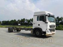 Sinotruk Howo ZZ5187XXYN711GE1 van truck chassis