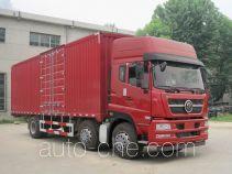 Sida Steyr ZZ5203XXYM56CGE1 box van truck