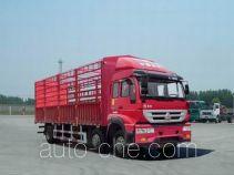 Huanghe ZZ5204CCYK56C6C1 грузовик с решетчатым тент-каркасом