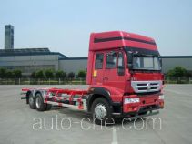 Huanghe ZZ5204ZKXK52H6D1 detachable body truck