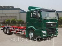 Sinotruk Sitrak ZZ5206ZKXM52HGD1 detachable body truck