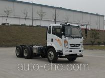 Homan ZZ5238GJBG47EB0 concrete mixer truck chassis