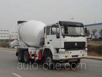 斯达-斯太尔牌ZZ5251GJBM3241C1型混凝土搅拌运输车