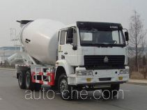 斯达-斯太尔牌ZZ5251GJBM3841C1型混凝土搅拌运输车