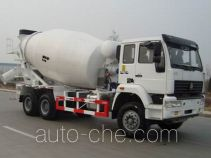 斯达-斯太尔牌ZZ5251GJBM4241C1型混凝土搅拌运输车