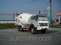 斯达-斯太尔牌ZZ5251GJBN3841D1L型混凝土搅拌运输车