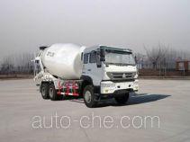 斯达-斯太尔牌ZZ5251GJBN4041D1L型混凝土搅拌运输车